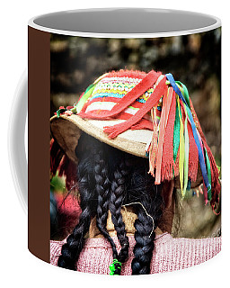 Decorative Hat Coffee Mug