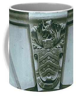 Decorative Keystone Architecture Details C Coffee Mug