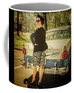 Dee # 2 Coffee Mug by Jerry Golab
