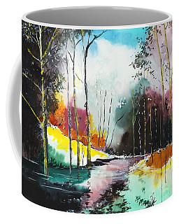 Deep 5 Coffee Mug