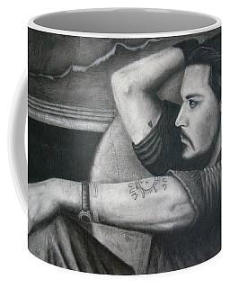 Deep Contemplation  Coffee Mug