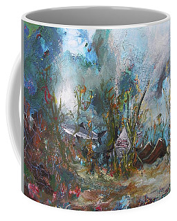 Deep Danger Coffee Mug