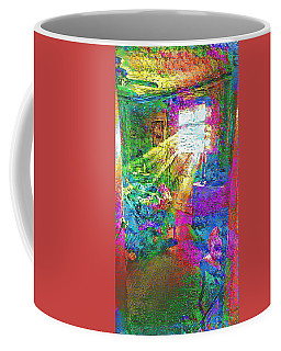 Deep Dream Coffee Mug