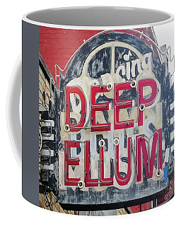 Deep Ellum Dallas Texas Coffee Mug