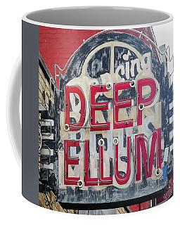 Coffee Mug featuring the photograph Deep Ellum Dallas Texas by Robert Bellomy