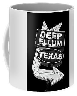 Deep Ellum Texas Coffee Mug
