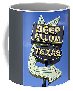 Deep Ellum Texas - #3 Coffee Mug