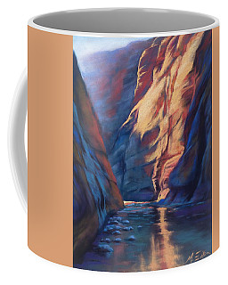 Deep In The Canyon Coffee Mug