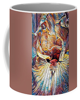 Deep In The Iris Coffee Mug
