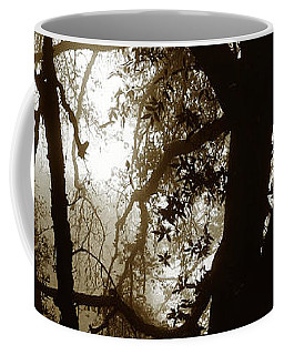 Deep In The Sequoia National Forest Coffee Mug by Ayasha Loya