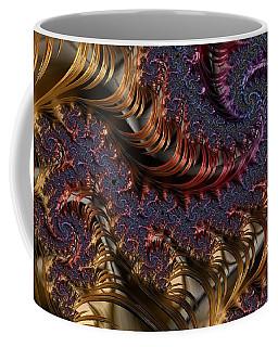 Deep In The Spirals Coffee Mug