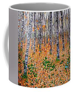 Deep In The Woods- Large Work Coffee Mug