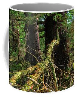 Deep In The Woods Coffee Mug