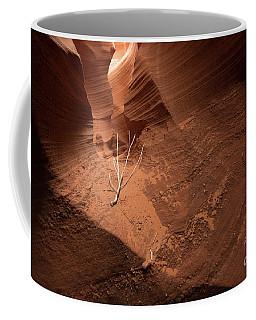Deep Inside Antelope Canyon Coffee Mug