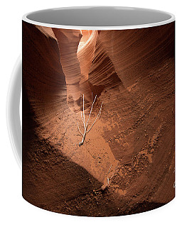 Deep Inside Antelope Canyon Coffee Mug