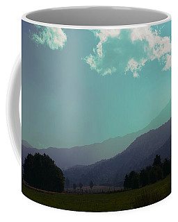 Deep Layers Coffee Mug