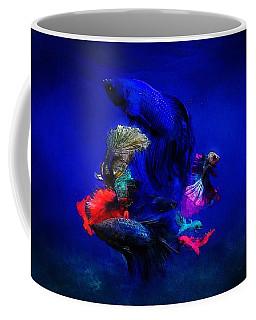 Deep Oceans Coffee Mug