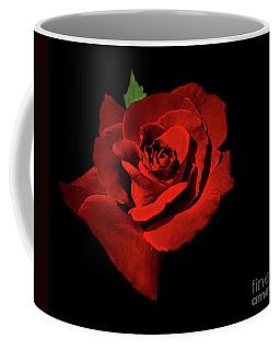 Deep Red Coffee Mug