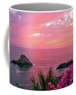 Deep Red Sea Coffee Mug