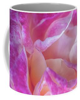 Coffee Mug featuring the photograph Deep Rose by John Brink