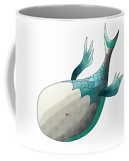 Deep Sea Fish Coffee Mug