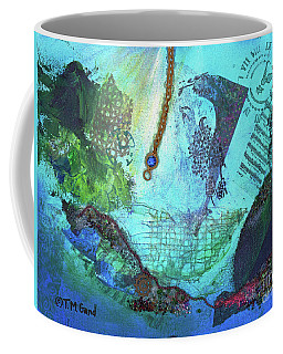 Deep Sea Life Coffee Mug