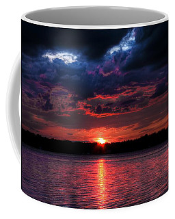 Coffee Mug featuring the photograph Deep Sky by Michaela Preston