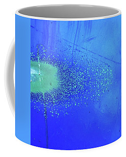 Deep Space Or Under Water? #abstract Coffee Mug