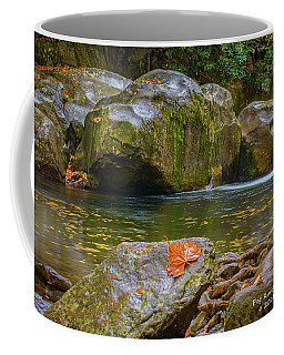 Deep Water Coffee Mug