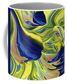 Deep Water Rising Coffee Mug
