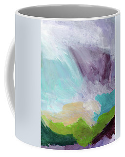 Deepest Breath- Abstract Art By Linda Woods Coffee Mug