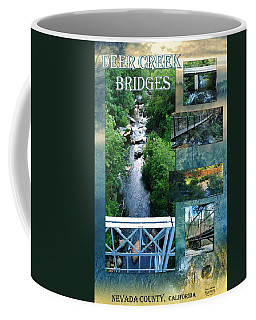 Deer Creek Bridges Coffee Mug