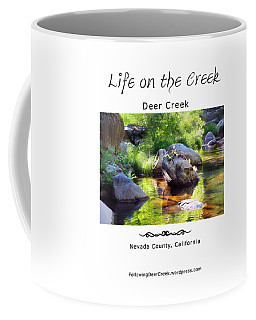 Deer Creek Ferns Coffee Mug