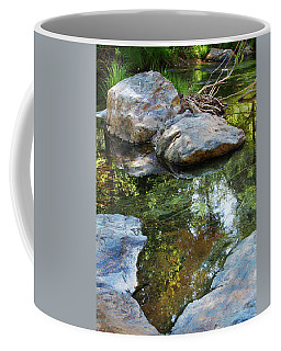 Deer Creek Point Print Coffee Mug