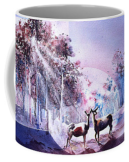 Deer Enchantment Coffee Mug