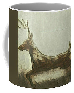 Deer Energy Coffee Mug