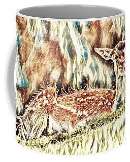 Deer Fawn Coffee Mug