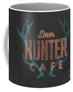 Deer Hunter Cafe Coffee Mug