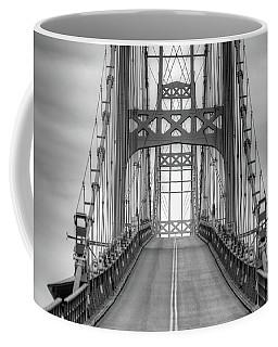 Deer Isle Sedgwick Bridge Coffee Mug