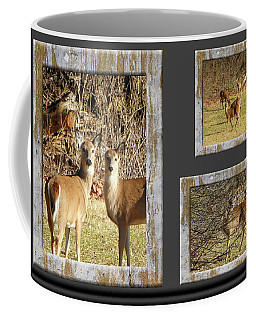 Deer Lovers Coffee Mug