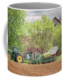 Deere On The Farm Coffee Mug