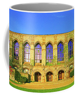 Deering Library Coffee Mug