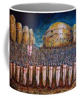 Defence Of Jerusalem Coffee Mug