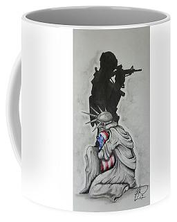 Defending Liberty Coffee Mug