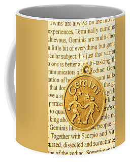 Defining Gemini Coffee Mug