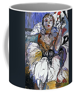 Degas Girl Coffee Mug