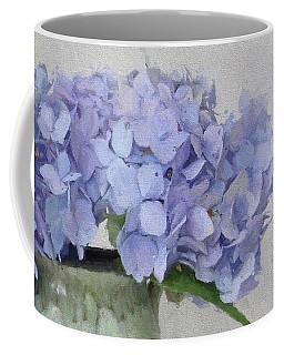 Degas Hydrangea Coffee Mug