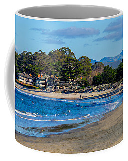 Del Monte Beach Coffee Mug