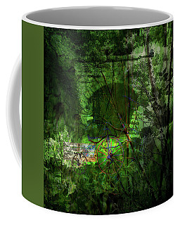 Delaware Green Coffee Mug