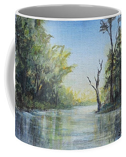 Delaware River  Coffee Mug